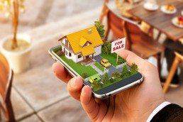 Engage using a property app